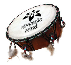 Nirvanic Mind™ Shaman's drum