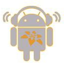 Nirvanic Mind app-loving droid